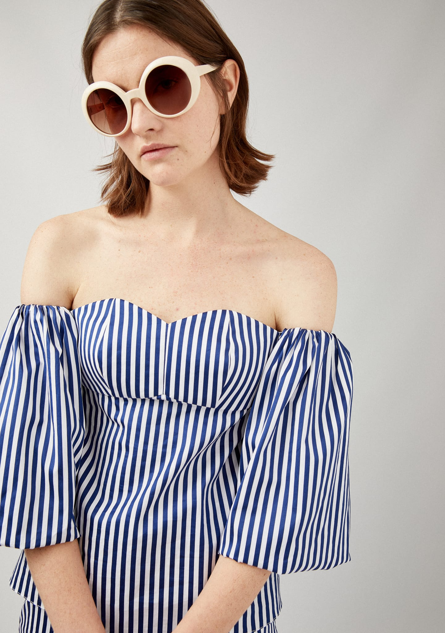 Gafas OFF-THE-SHOULDER BUSTIER Color 0