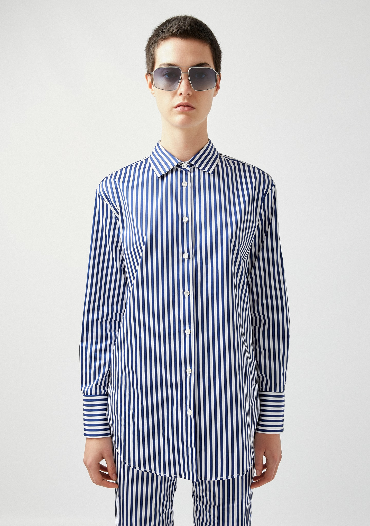 Gafas OVERSIZED COTTON SHIRT Color 0