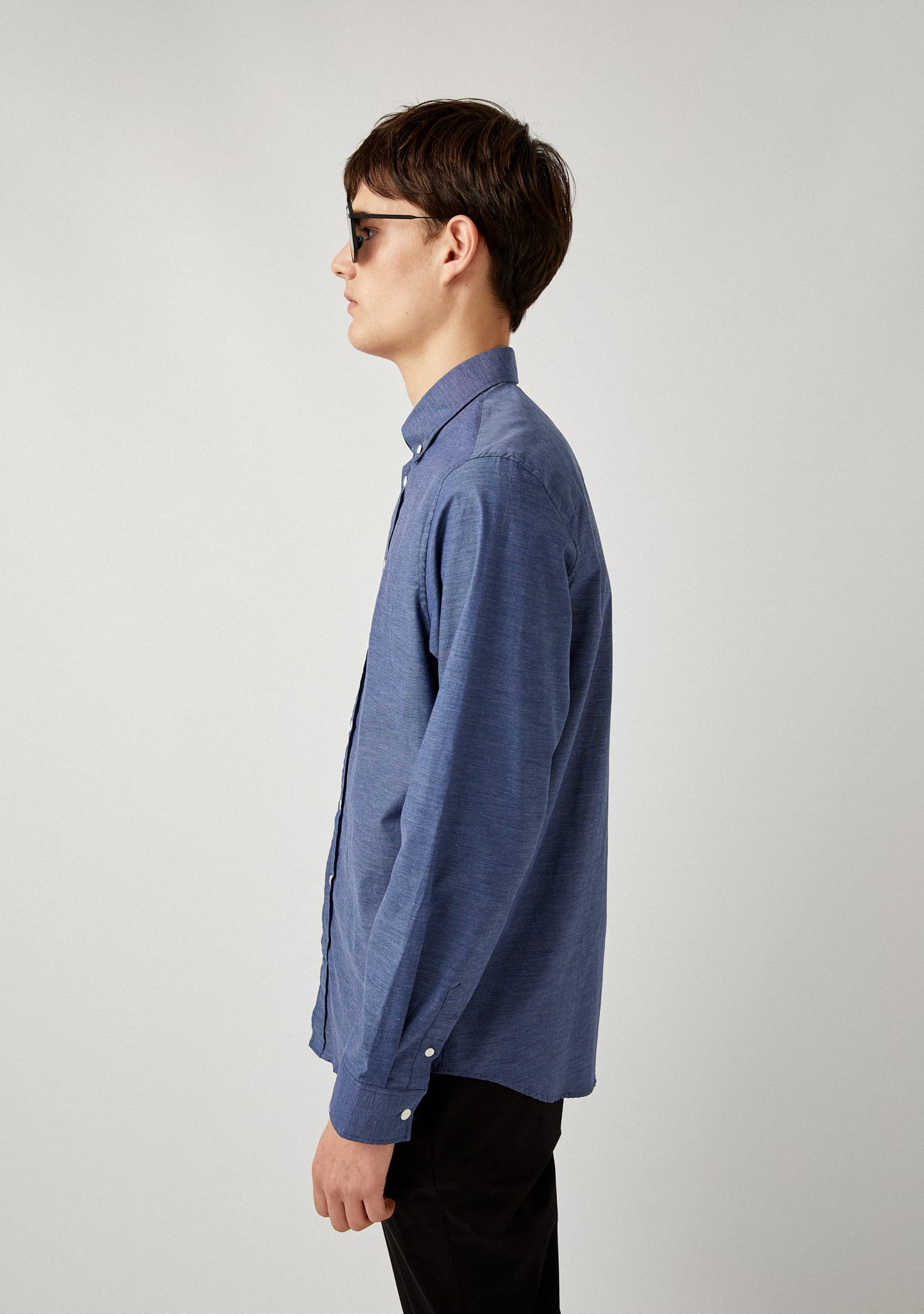 Gafas BUTTON-DOWN COLLAR SHIRT Color 0