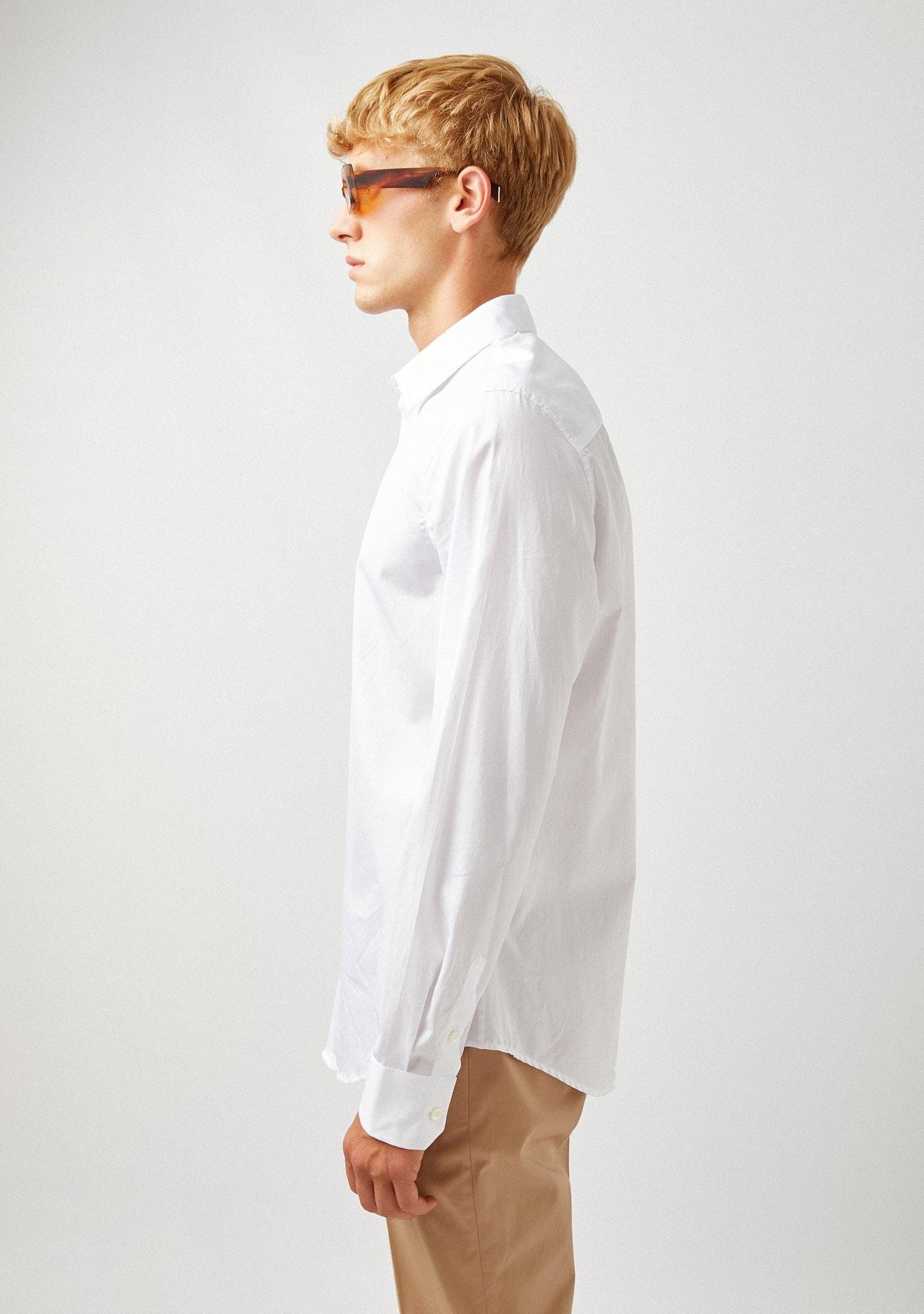 Gafas SLIM FIT COTTON-POPLIN SHIRT Color 0