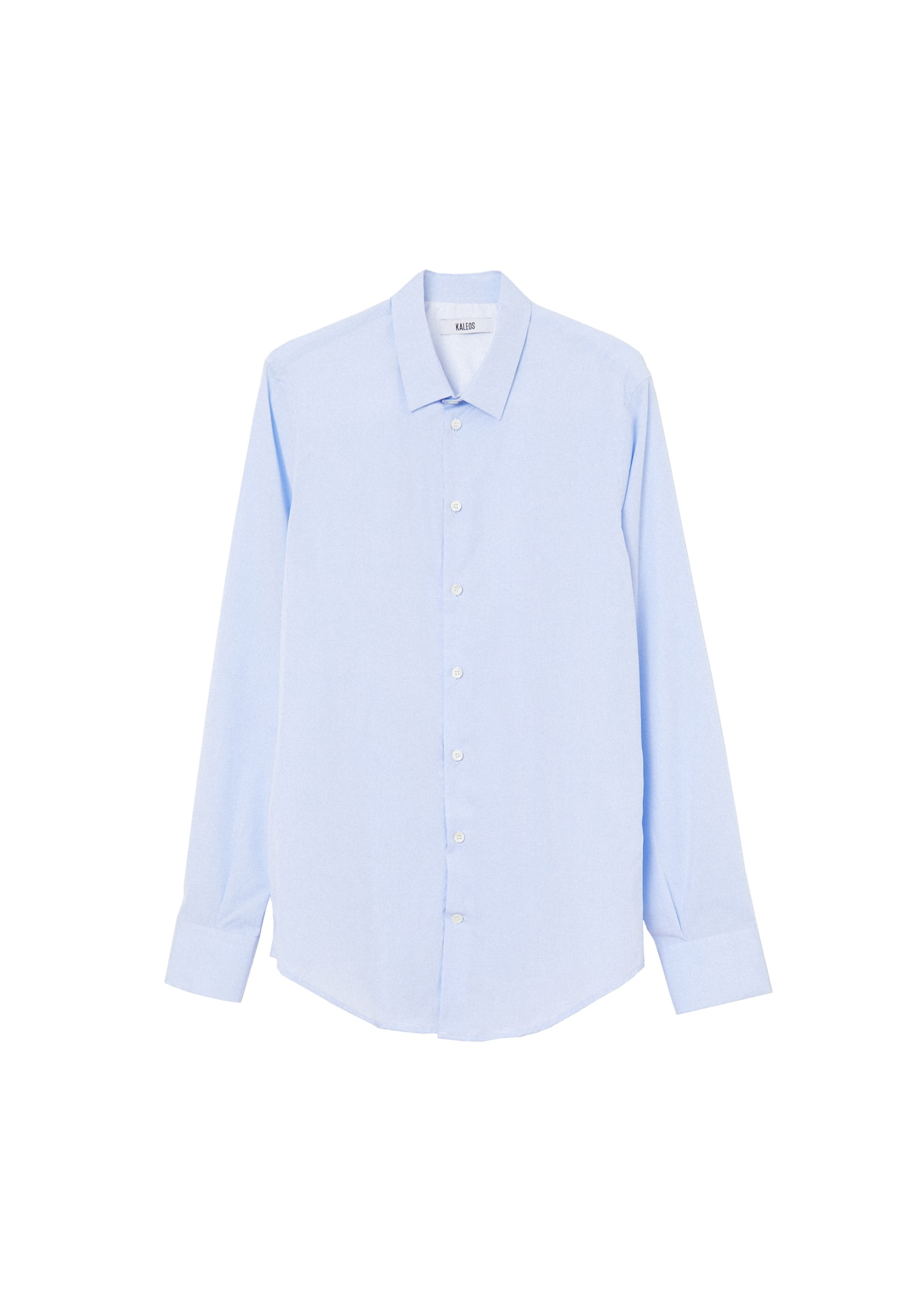 SLIM FIT COTTON-POPLIN SHIRT
