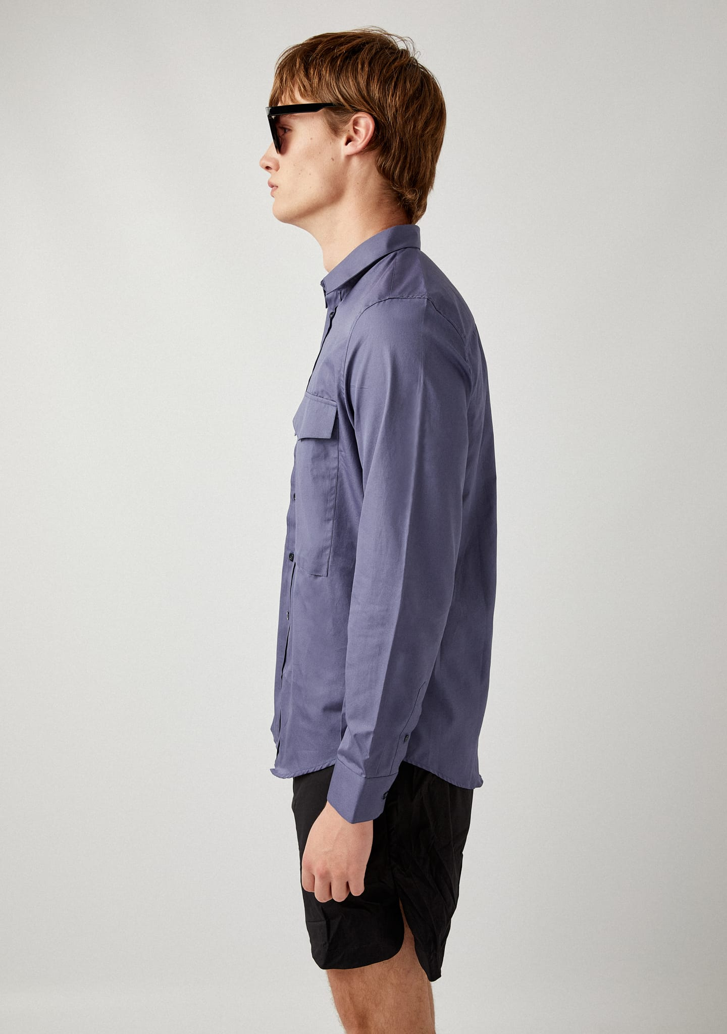 Gafas TWO POCKETS COTTON SHIRT Color 0