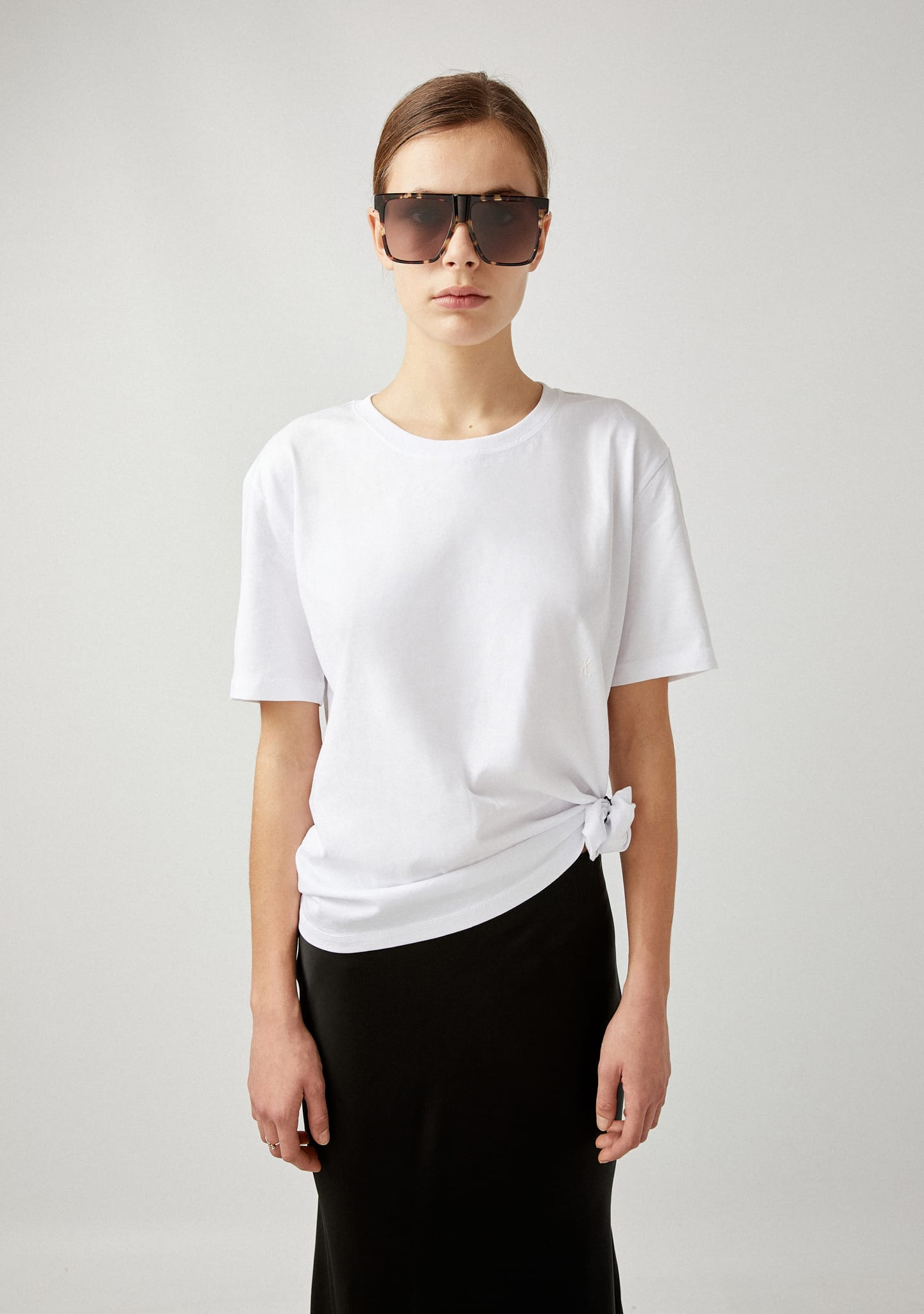 Gafas SHORT COTTON-JERSEY T-SHIRT Color 0