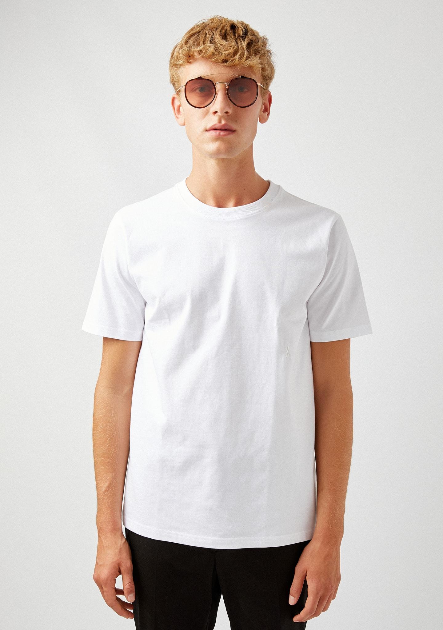 Gafas COTTON-JERSEY T-SHIRT Color 0
