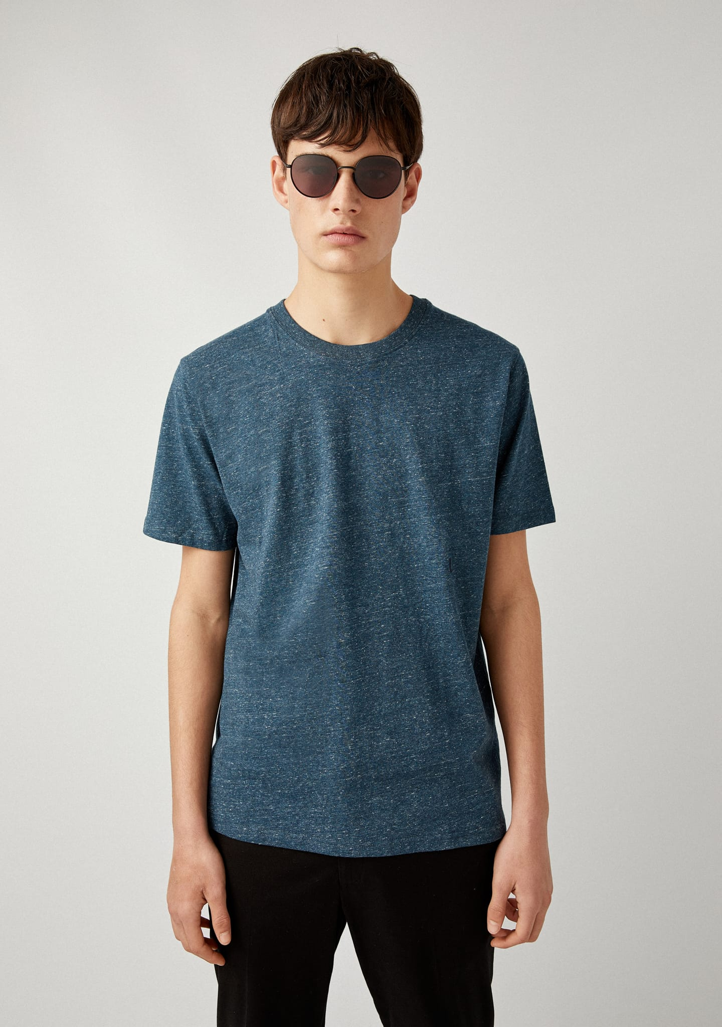 Gafas COTTON-JERSEY T-SHIRT Color 0