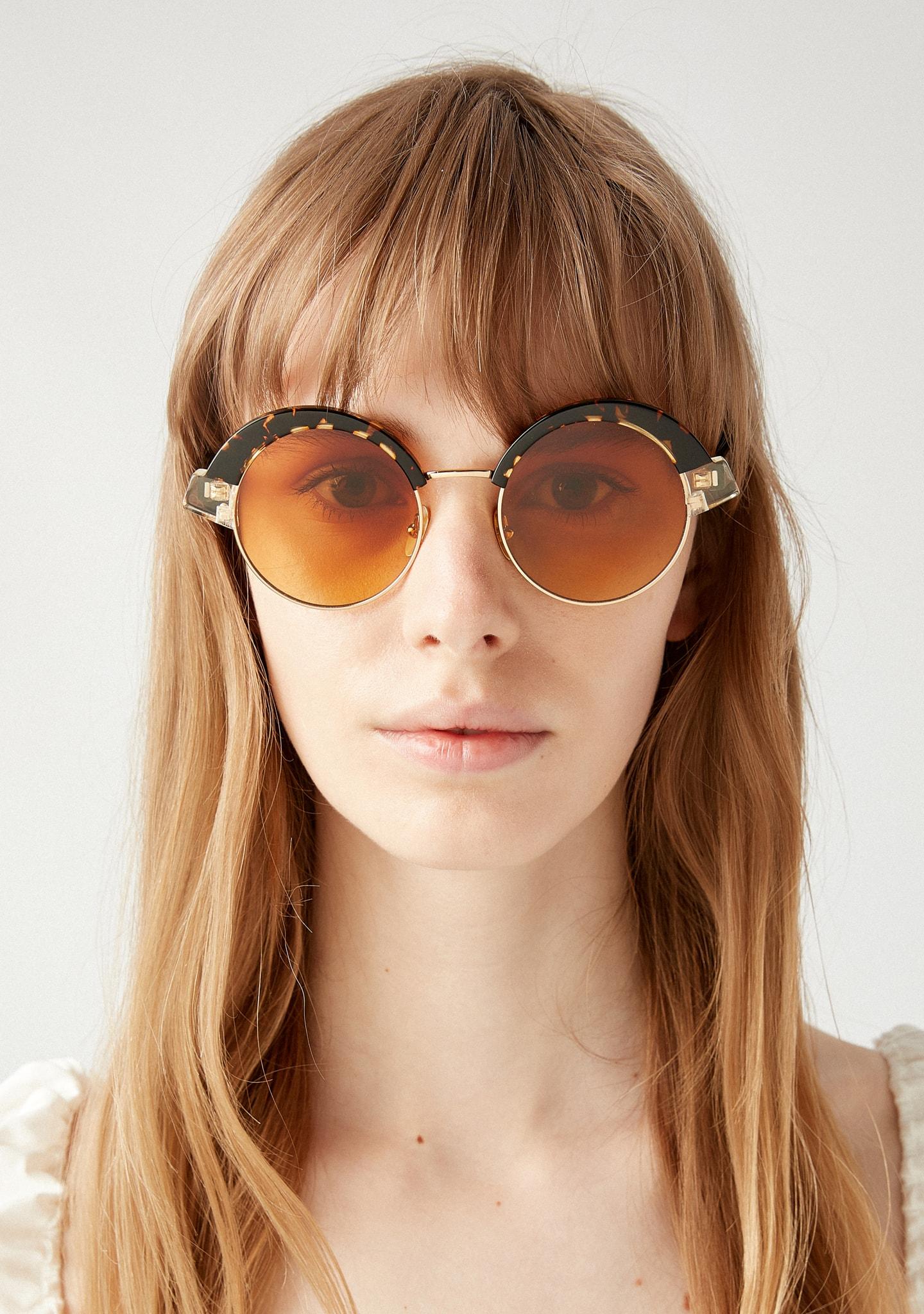 Gafas Brown Color 3