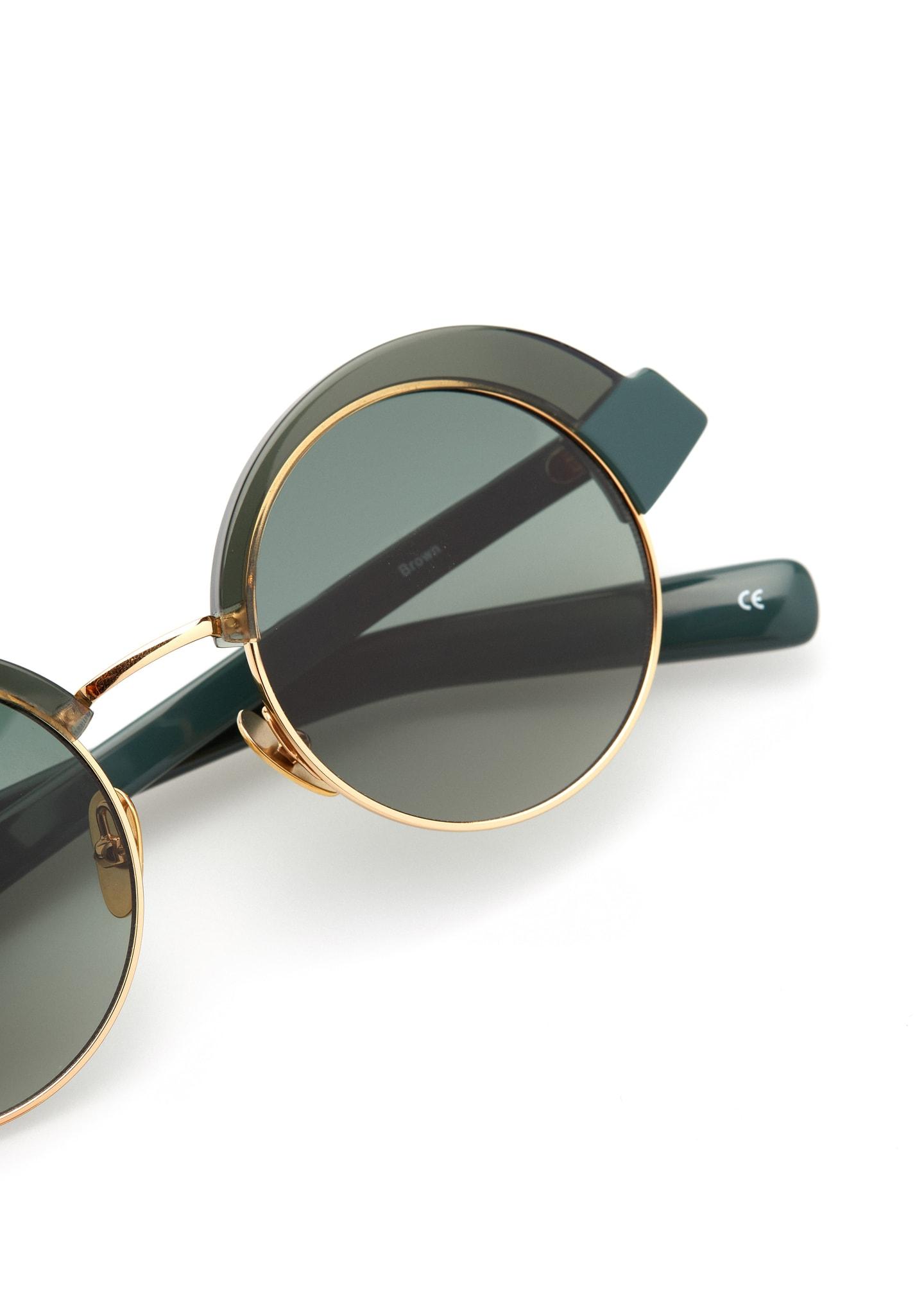 Gafas Brown Color 4
