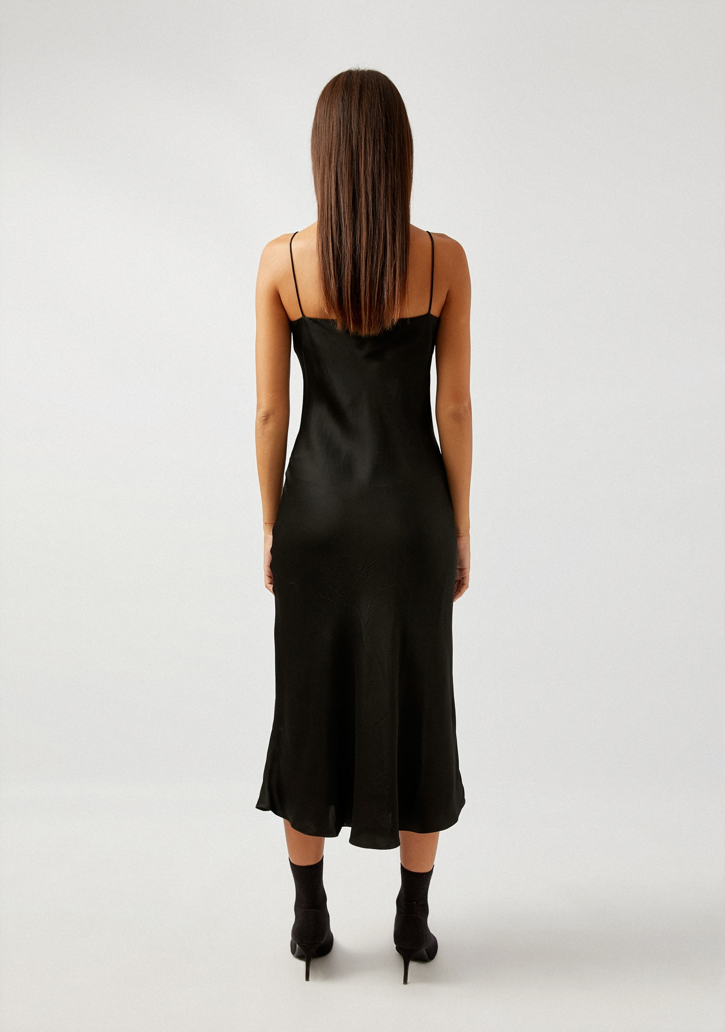 Gafas V-NECK SLIP DRESS Color 0