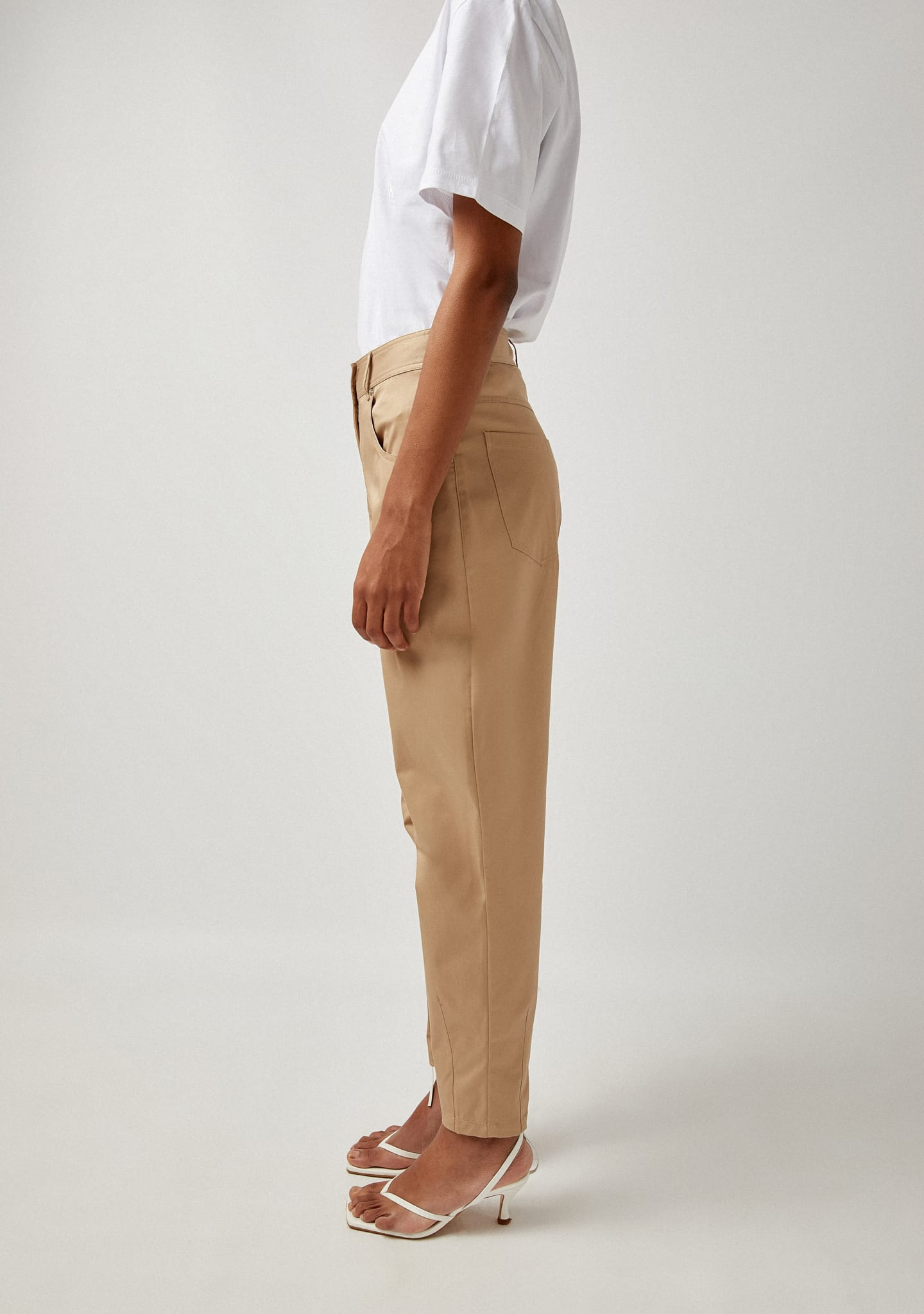 Gafas COTTON TAPERED PANTS Color 0