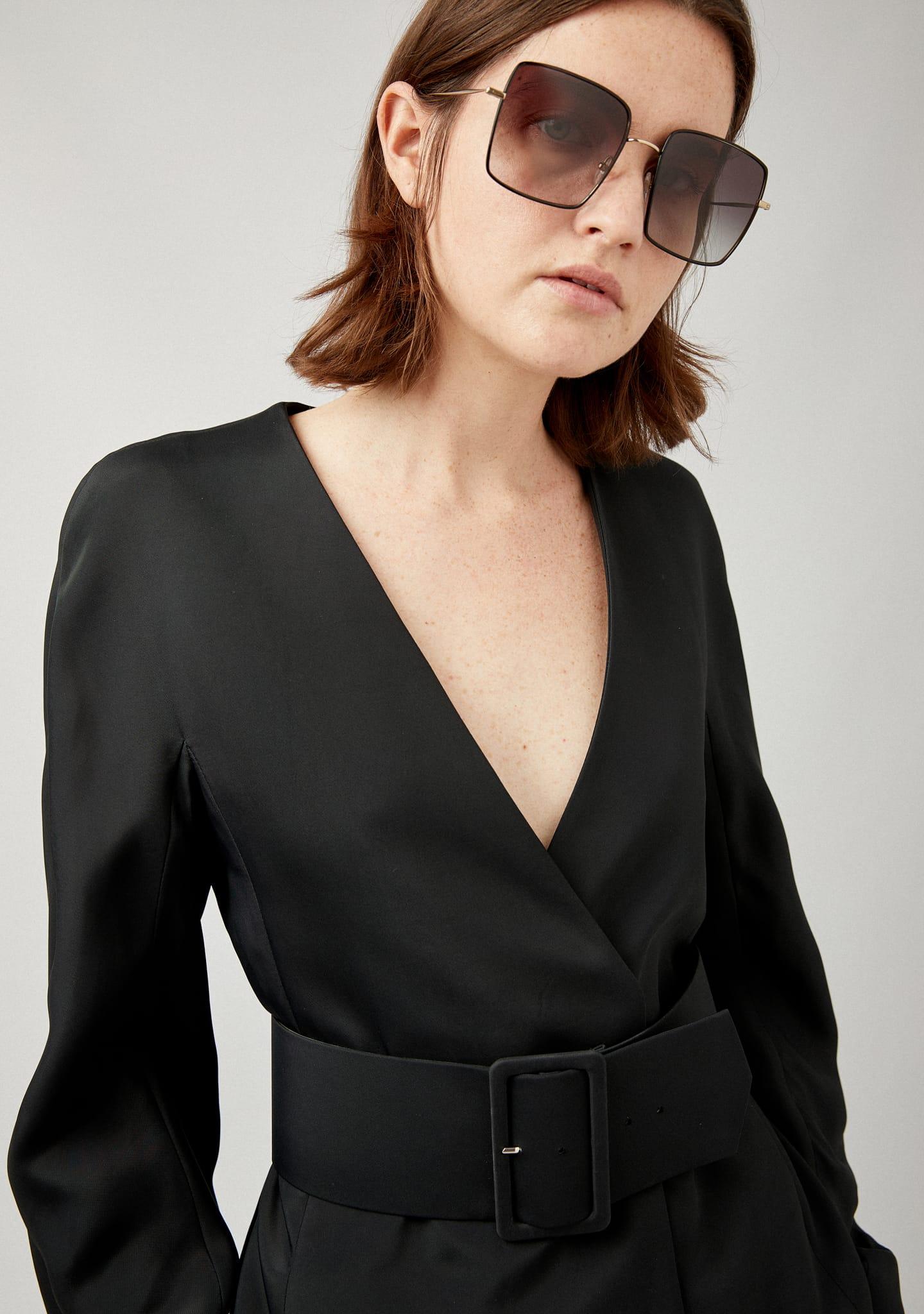 Gafas BELTED CREPE JACKET Color 0