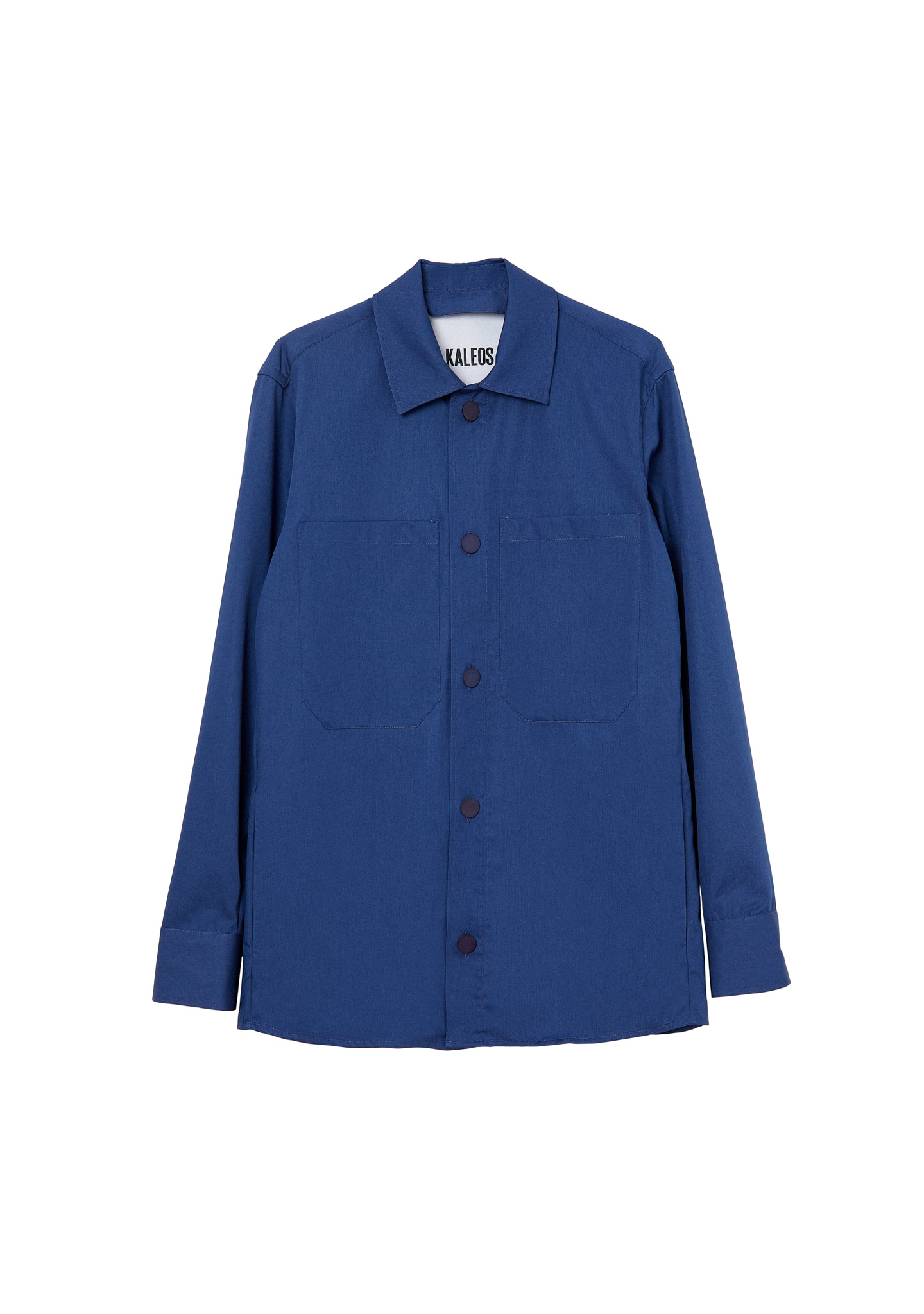 COTTON OVERSHIRT