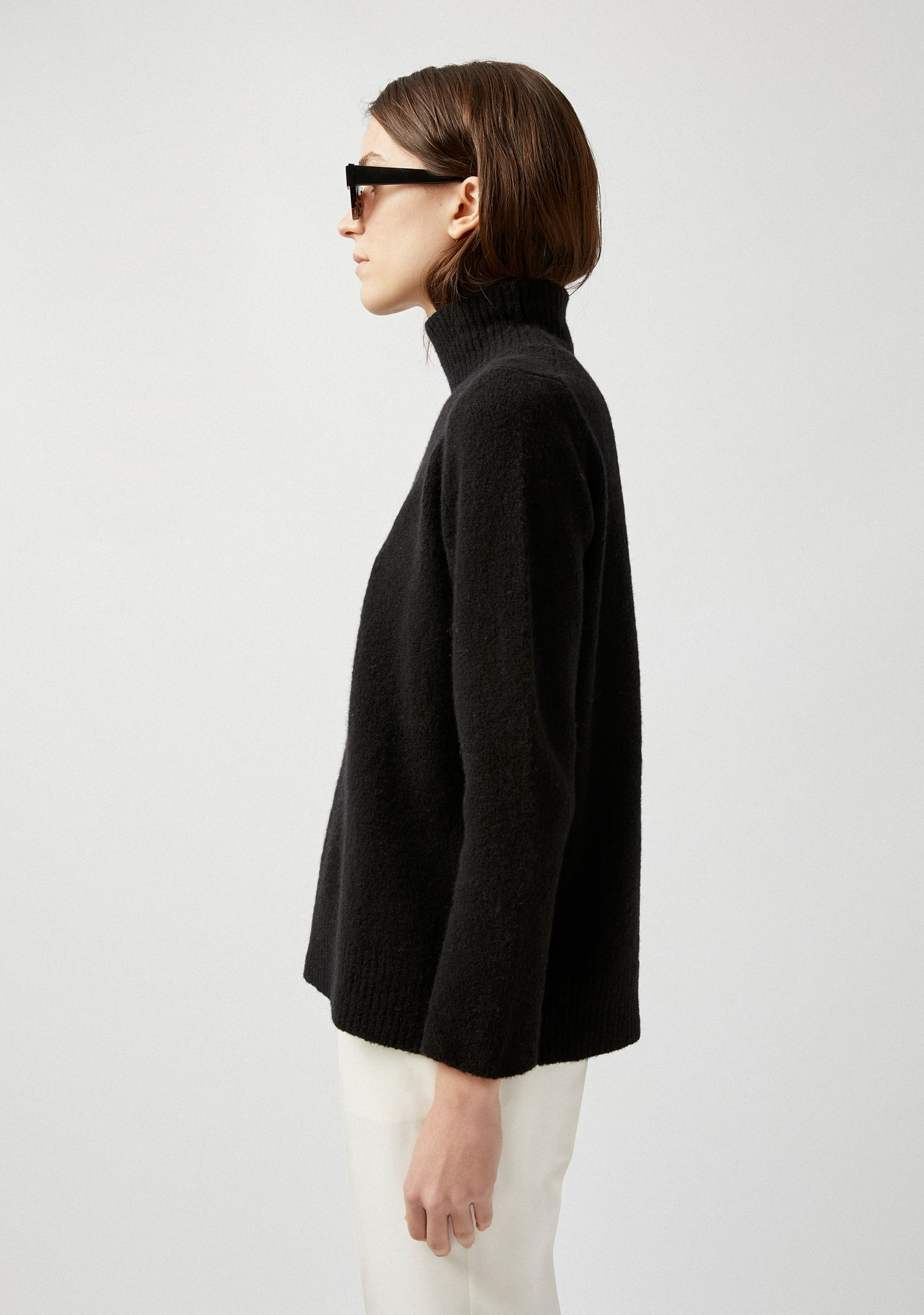 Gafas OVERSIZED TURTLENECK SWEATER Color 0