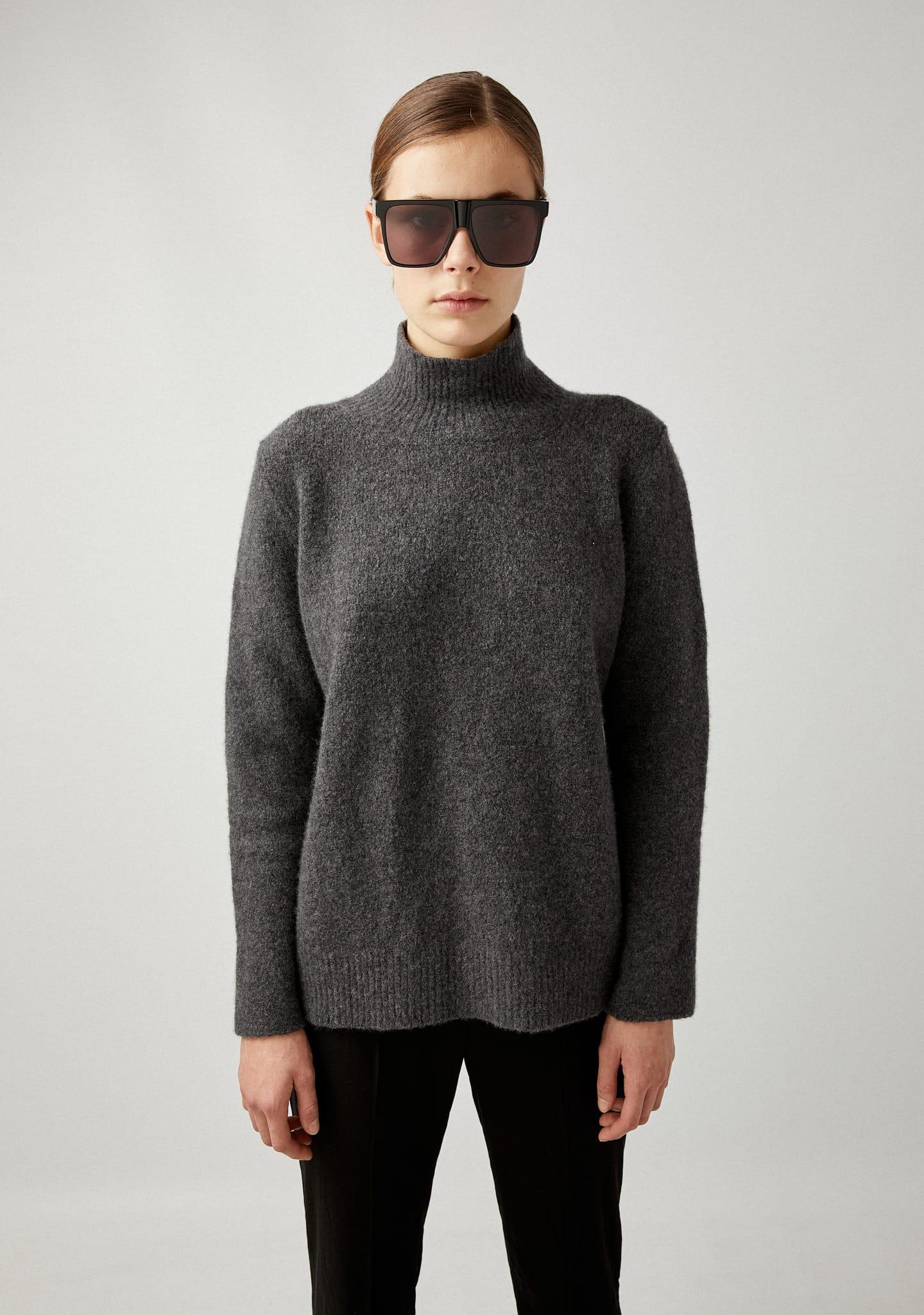 Gafas OVERSIZED TURTLENECK SWEATER Color 0