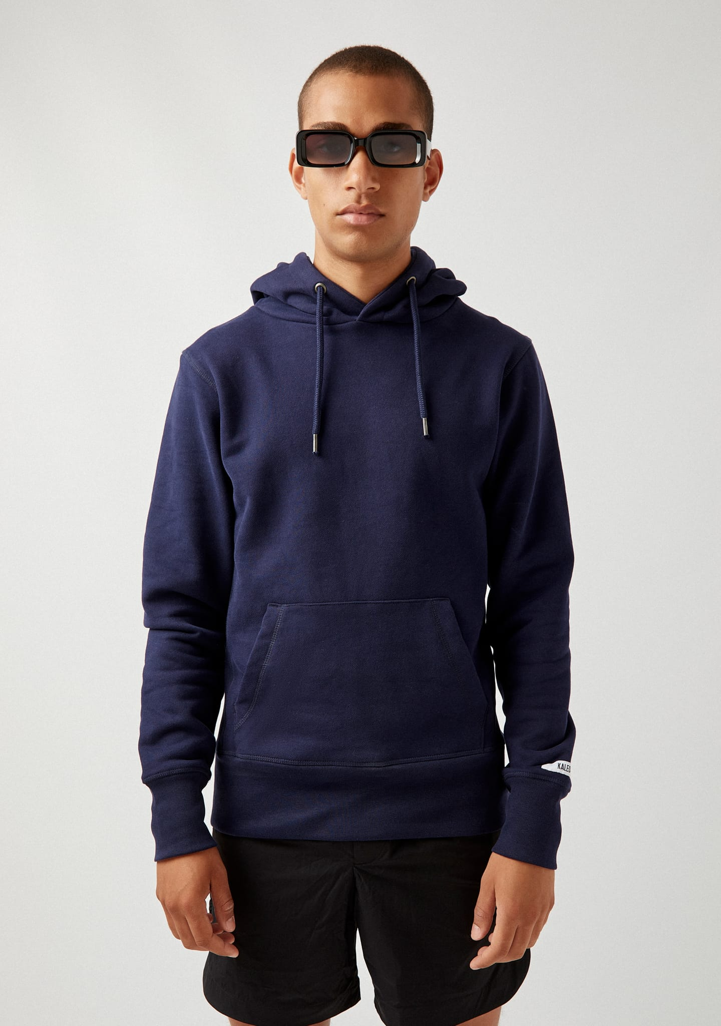 Gafas THICK COTTON-JERSEY HOODIE Color 0