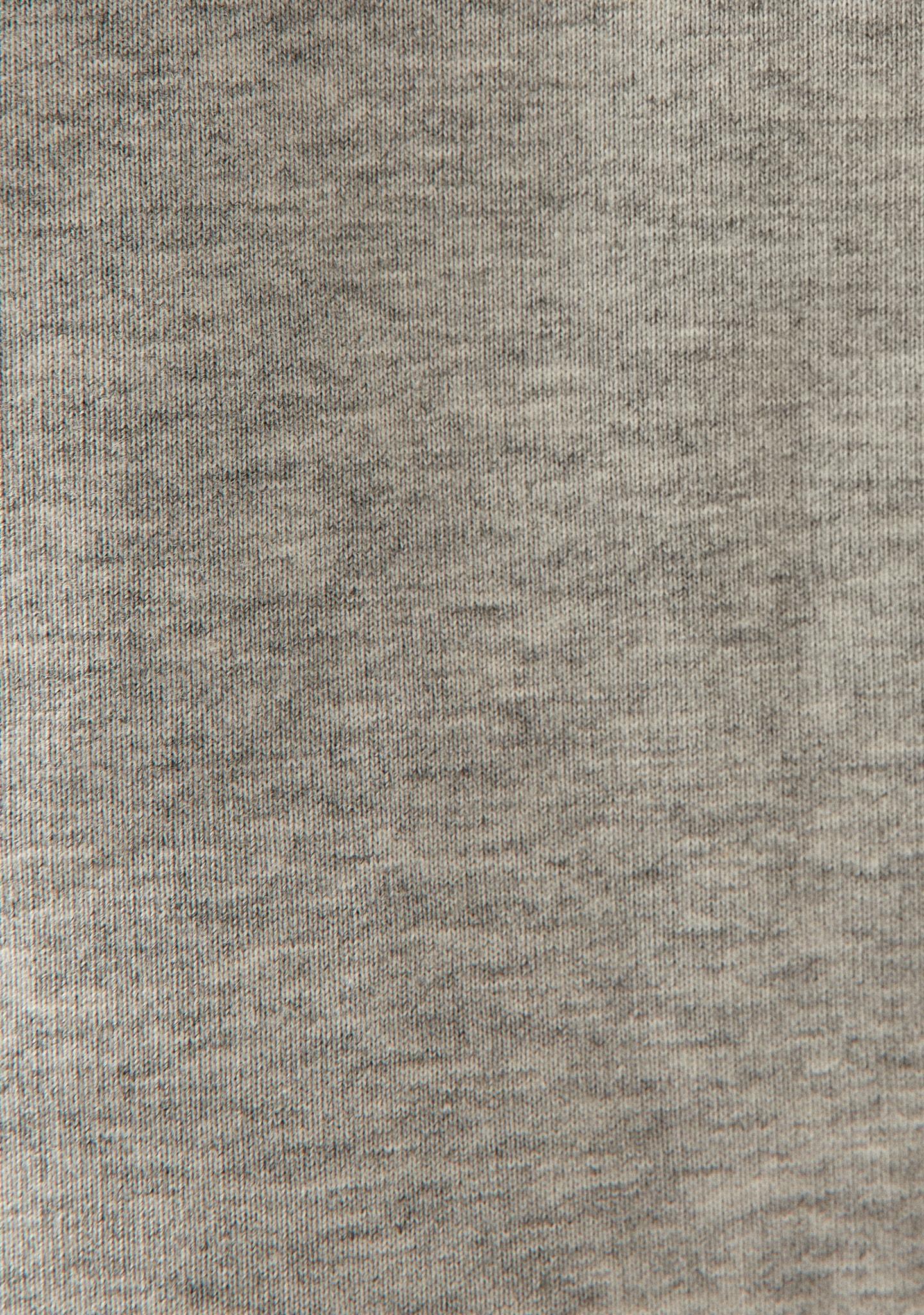 Gafas COTTON-JERSEY ZIP-UP HOODIE Color 0
