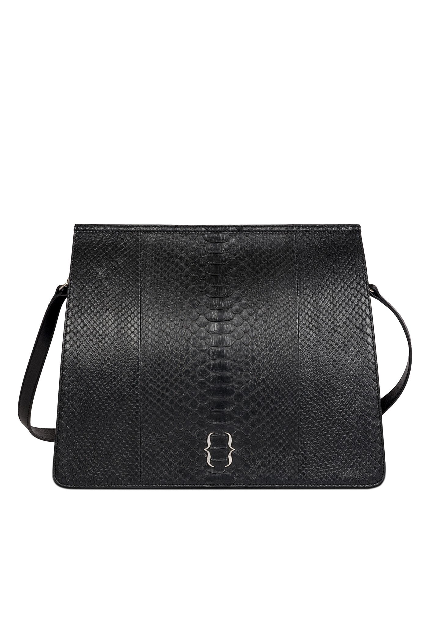 TRAPEZOID SHOULDER BAG