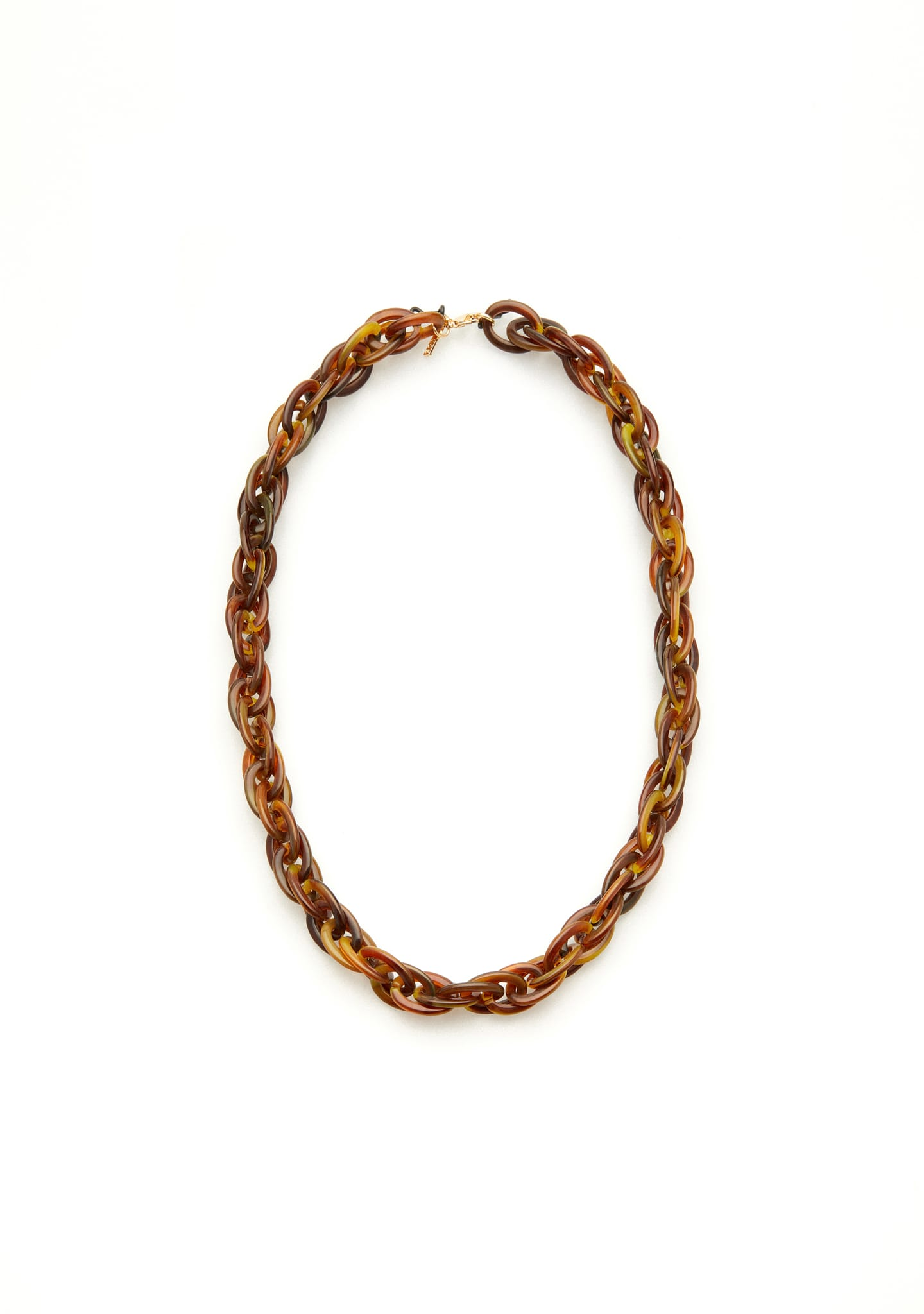 DOUBLE LINK RESIN CHAIN