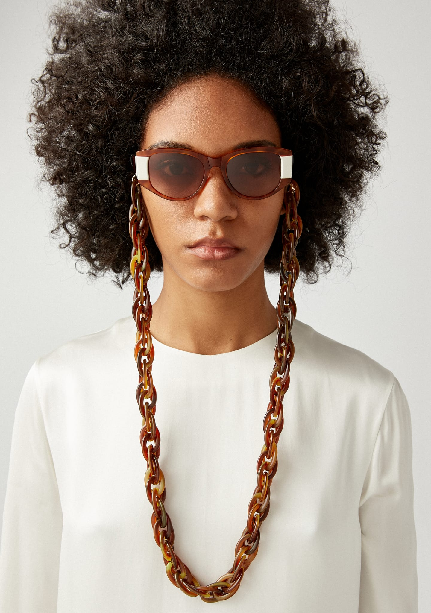 Gafas DOUBLE LINK RESIN CHAIN Color 4