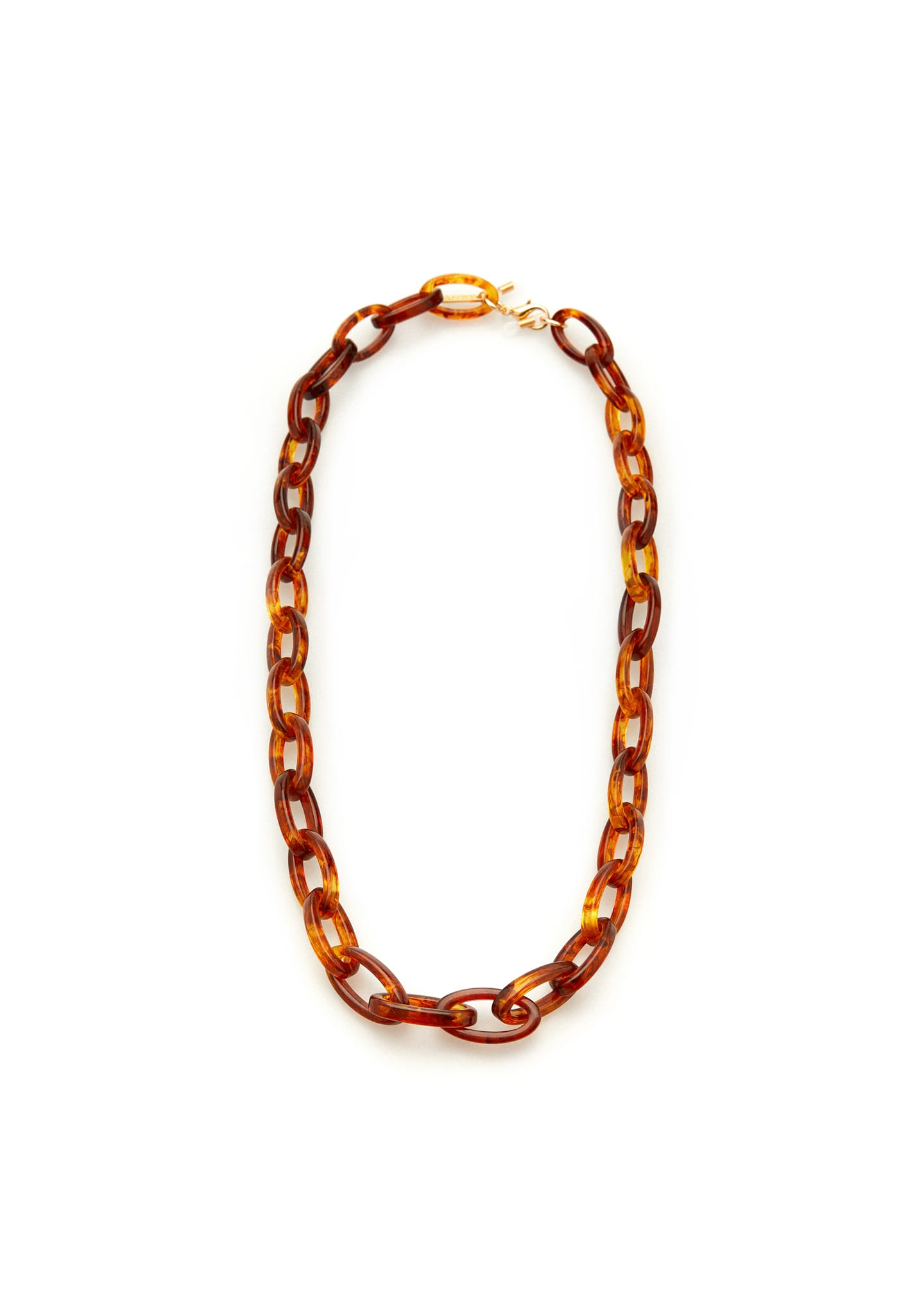 OVAL RESIN CHAIN